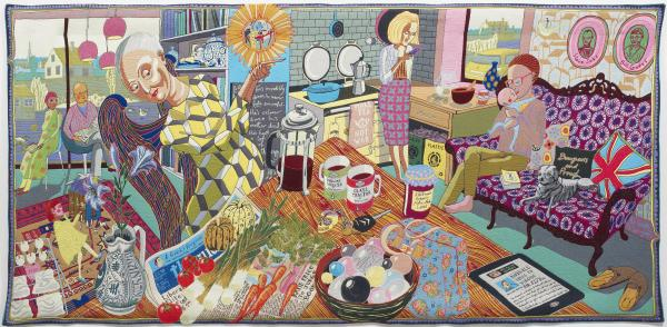 Image: Grayson Perry, The Annunciation of the Virgin deal