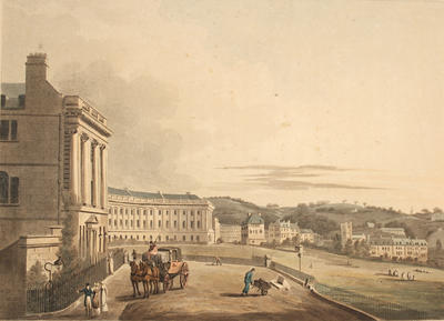 Image: The Crescent, By John Claude Nattes, 1804