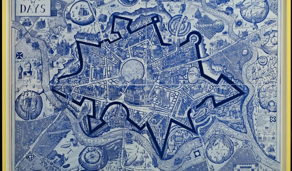Image: Grayson Perry, Map of Days