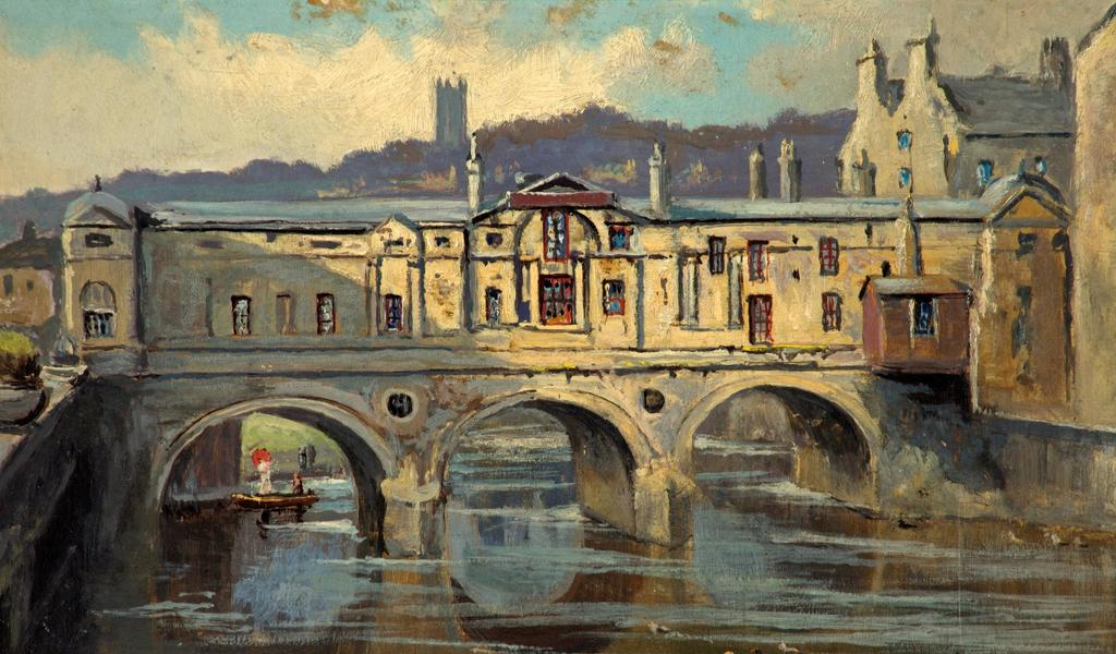 Image: John Fulleylove, Pulteney Bridge
