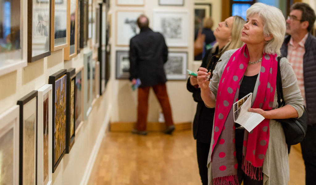 Image: Bath Society of Artists exhibition