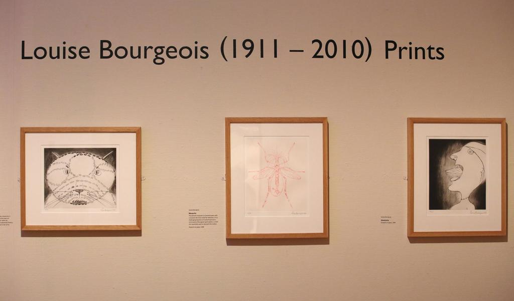 Image: Louise Bourgeois prints