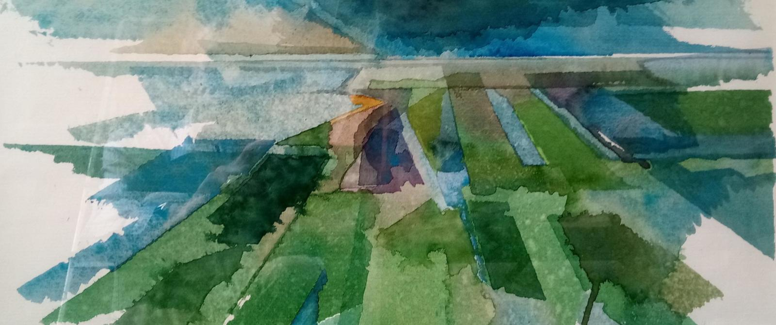Image: John Eaves, Tidal Fields, Friesland
