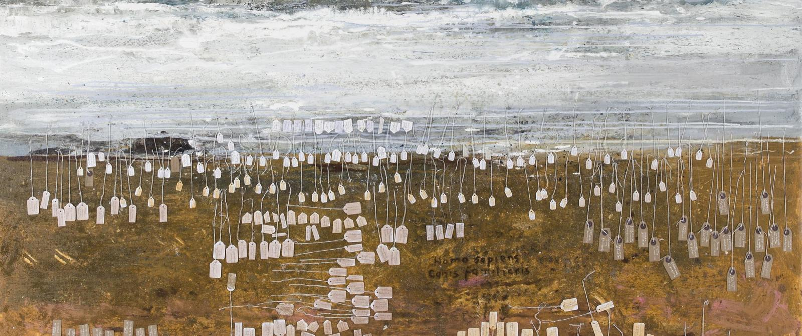 Image: Taxonomy of a Cornish foreshore, 2018