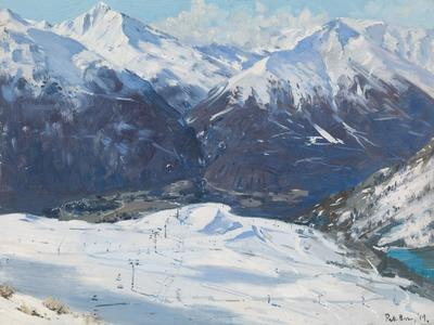 Image: 099 From the Top, Aussois, French Alps