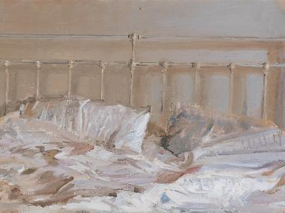 Image: 074 The Unmade Bed