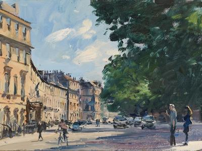 Image: 094 Abercromby Place from Heriot Row