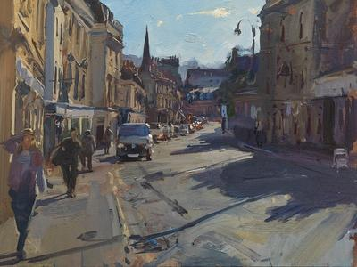 Image: 033 Early Afternoon, Walcot Street