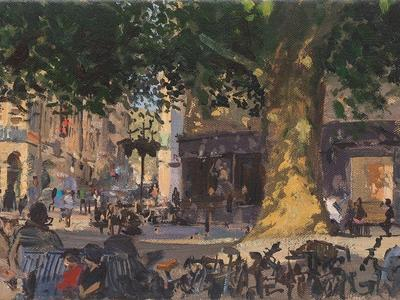Image: 046 Late Afternoon, Kingsmead Square