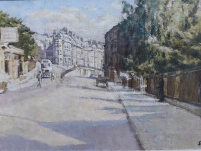 Image: London Street, Walter Sickert. Conservation