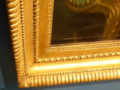 Image: Sophia Dumuerge. Detail of 18th century frame