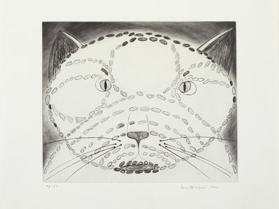 Image: Louise Bourgeois, The Angry Cat, 1999. © The Easton Foundation/VAGA, New York/DACS, London 2015