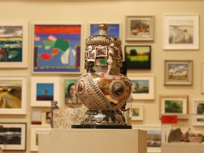 Image: Bath Society of Artists exhibition 2019