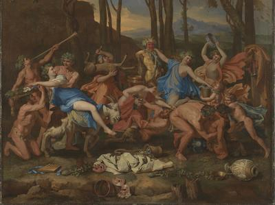 Image: Nicolas Poussin, The Triumph of Pan © The National Gallery, London