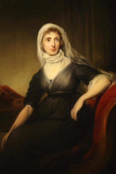 Image: Sir Thomas Lawrence. Lady Katherine Lindsay, wife of 10th Lord Blantyre. Donated by a Friend of the Gallery who is a descendent of the sitter