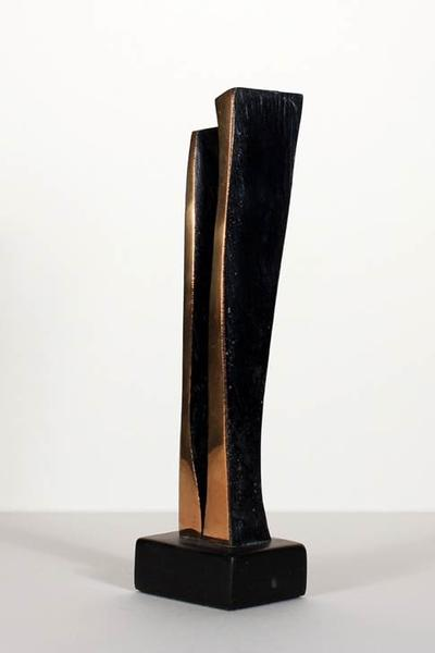 Image: Lovell Margaret, Small abstract bronze