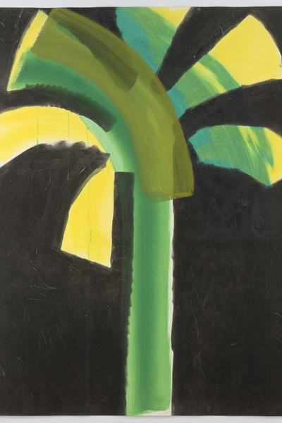 Image: Night Palm, Howard Hodgkin, 1990-91