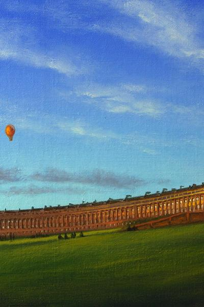 Image: Philip Bouchard, The Royal Crescent