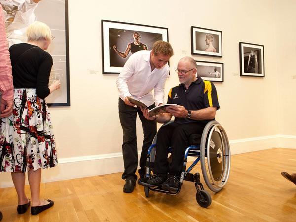 Image: Accessibility at the Gallery
