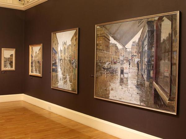 Image: Peter Brown: A Bath Painter's Travels