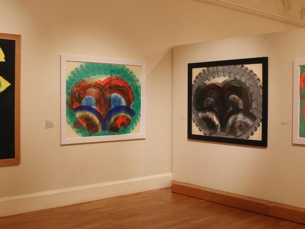 Image: Howard Hodgkin exhibition