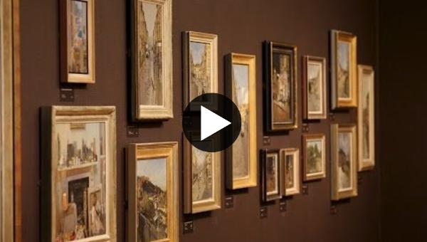 Embedded thumbnail for Peter Brown: A Bath Painter's Travels