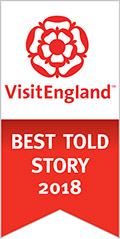 Visit England Best Told Story 2018